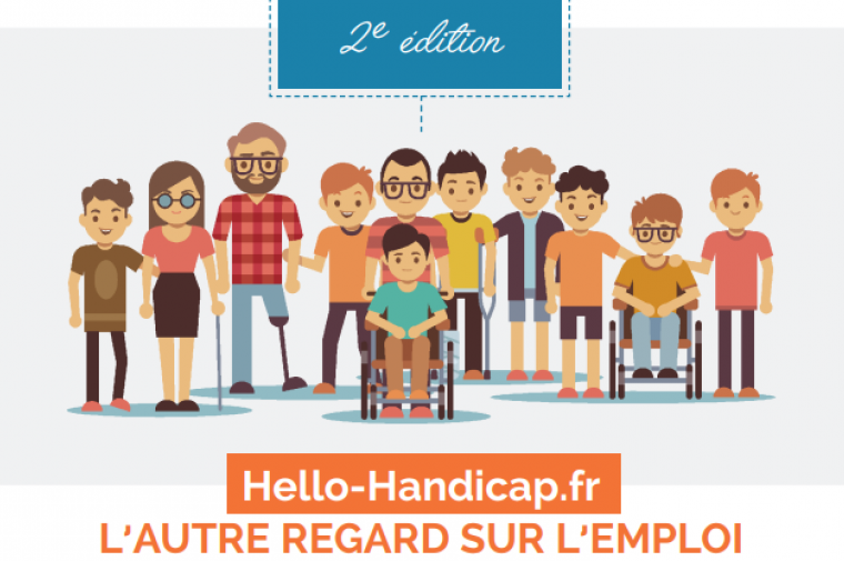 salon emploi handicap