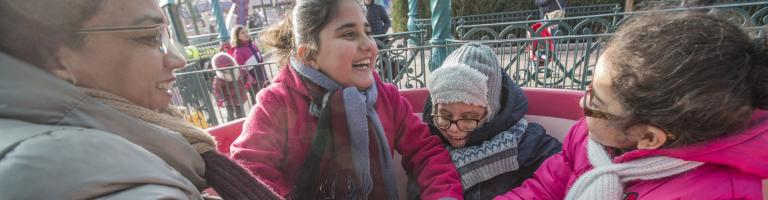 Visuel pour Enfants / Adolescents
