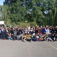 Visuel pour HandiDon - Course de la cité scolaire Saint Saëns