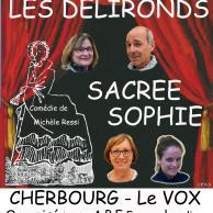 Visuel pour HandiDon - Soirée théâtre Les Délironds
