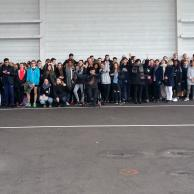 Visuel pour Une course parrainée au profit de l'APF en Seine-Maritime