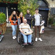 Visuel pour HandiDon dans les rues de Rouen